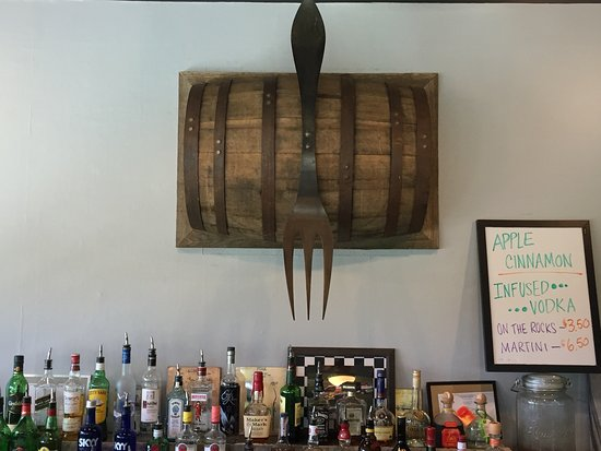 Corry, Pensilvanya: Inside the bar