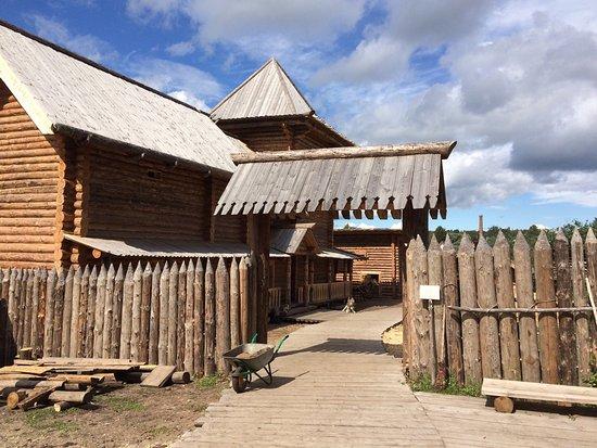 Museum Manor Medieval Rushanina