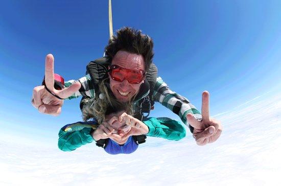 Sunnyside, Nova York: Skydiving Trip