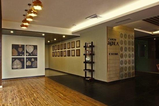 Interior - Picture of Minla Hotel, Bengaluru - Tripadvisor