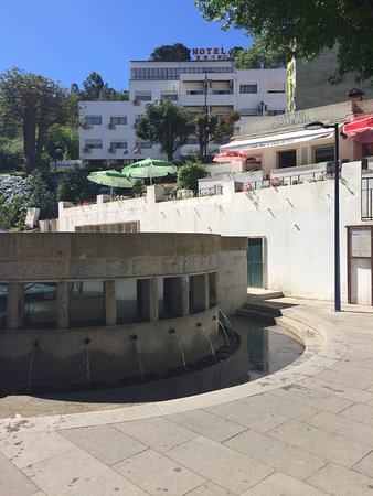 Sao Joao Fountain