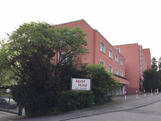 Picture of apart hotel bad soden bad soden for Aparte hotel
