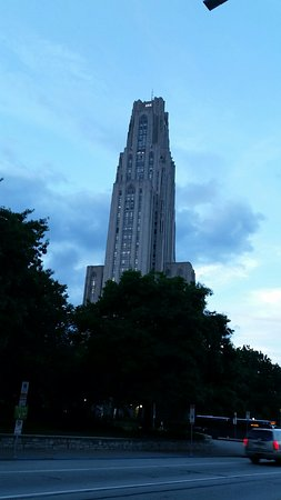 Cathedral of Learning: Captivating!