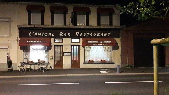 L 39 amical vireux molhain restaurant avis num ro de for Amical hotel