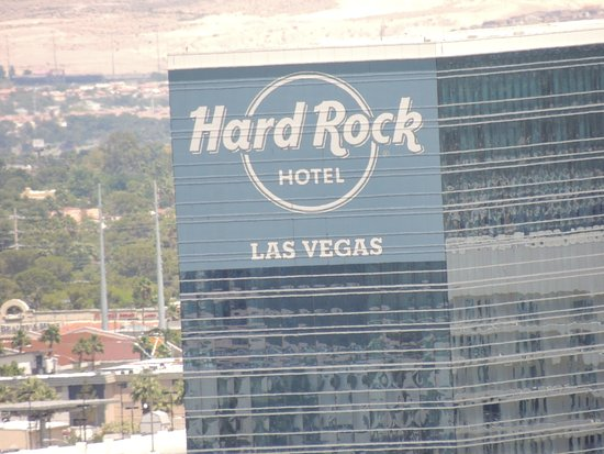 Superb hotel just off the strip.