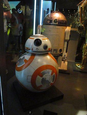Múnich, Alemania: Bb-8 und R2-D2