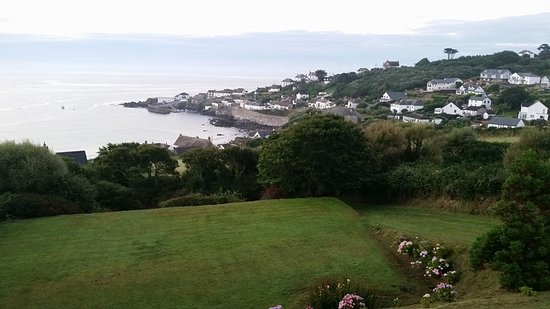 Penmarth House B&B: Awesome view