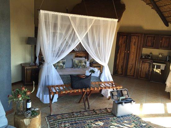 Welgevonden Game Reserve, Sudáfrica: Jamila Game Lodge
