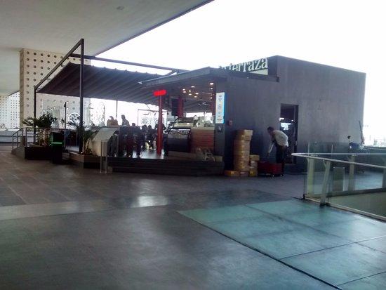 Aeropuerto Benito Juarez Picture Of La Terraza Mexico