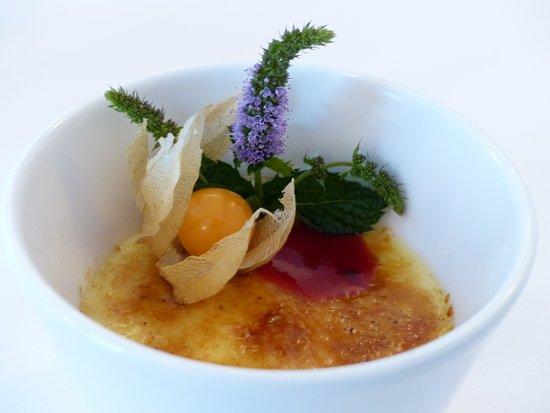 Marbach am Neckar, Niemcy: Crème brûlée