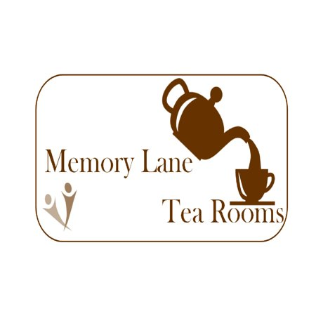 Rushden, UK: Memory Lane Logo