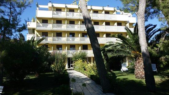 Hotel Fabiola: 20160813_093431_large.jpg