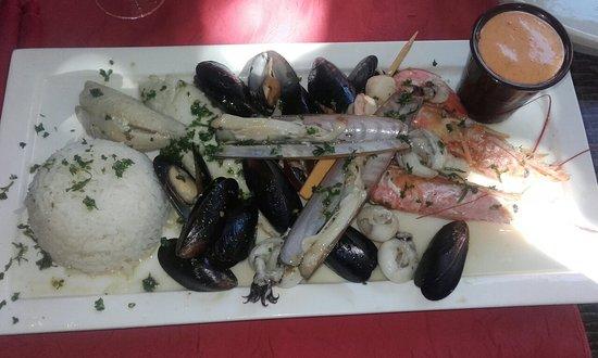 Restaurant Le Parc : 20160814_131344_large.jpg