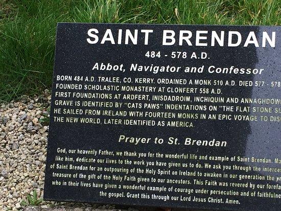 Ballinasloe, Irlanda: St Brendan