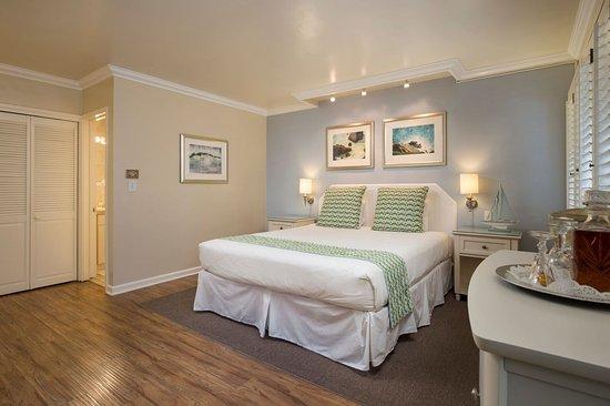Monte Verde Inn: Casa De Carmel King Room