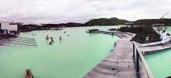 Grindavik, Iceland: The Blue Lagoon Pool