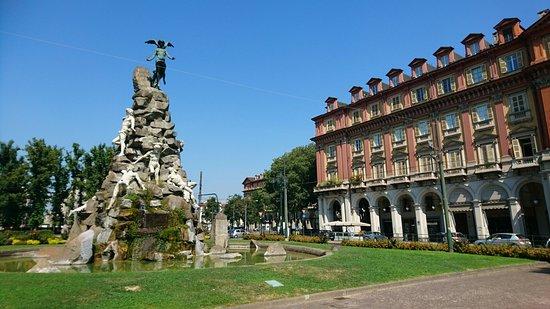 Hotel Torino Piazza Statuto