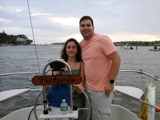 Summer Wind Charters: Fun couples night out!