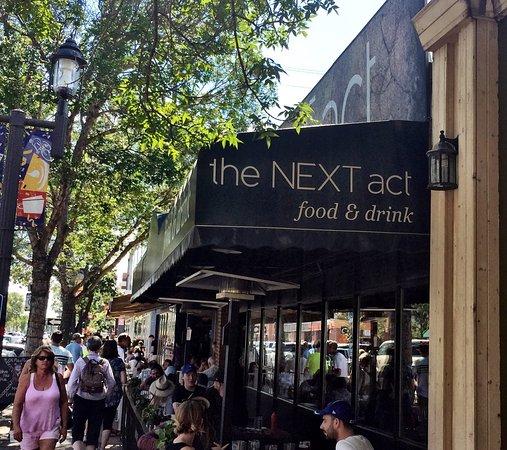 The Next Act Pub
