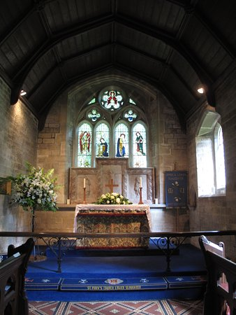 St Mary's Lower Slaughter 1
