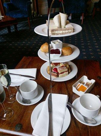 Cornhill Castle Hotel: Afternoon tea