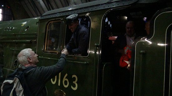 UK Railtours - Day Tours: Thank you for a smooth journey
