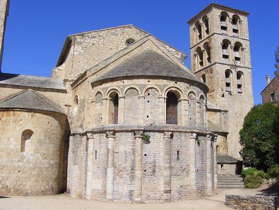 Caunes-Minervois, ฝรั่งเศส: exterieur