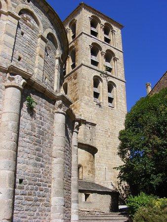 Caunes-Minervois, Francia: exterieur