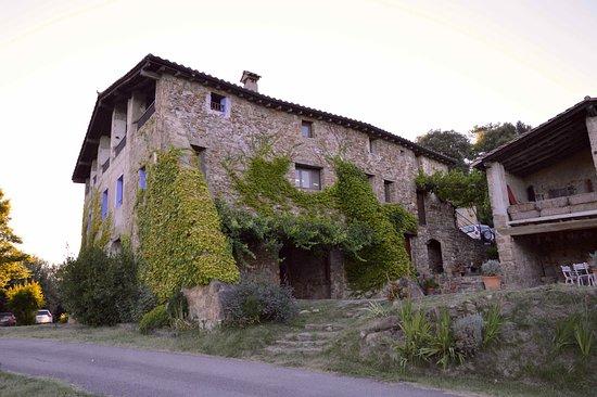 Vallmajor Alojamiento Rural: Vista general de la masia