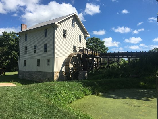 Abingdon, VA: White's Mill
