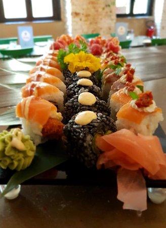 Copacabana brazilian sushi milano restaurantanmeldelser - Sushi porta ticinese ...