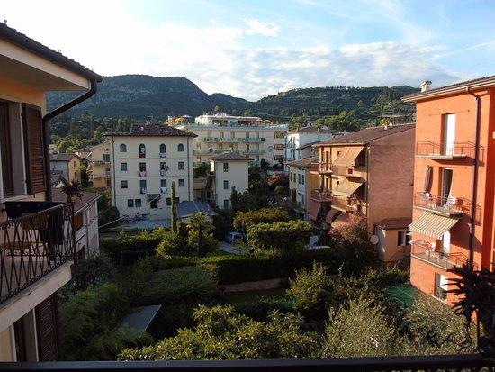 Hotel Miravalli: Balcony view from room 40