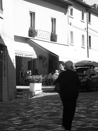Pennabilli, Italia: Caffè della Nina