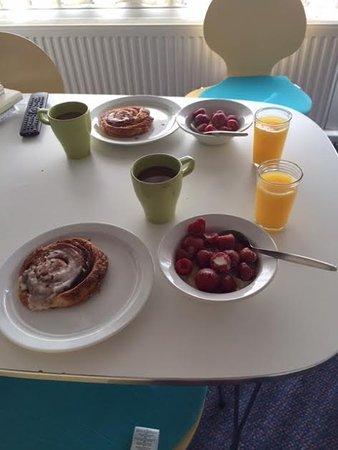 Marielyst, Dania: Danish strawberries!