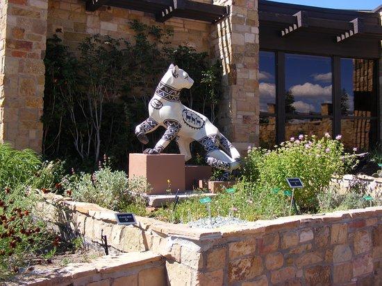 Dolores, Colorado: Cat out front