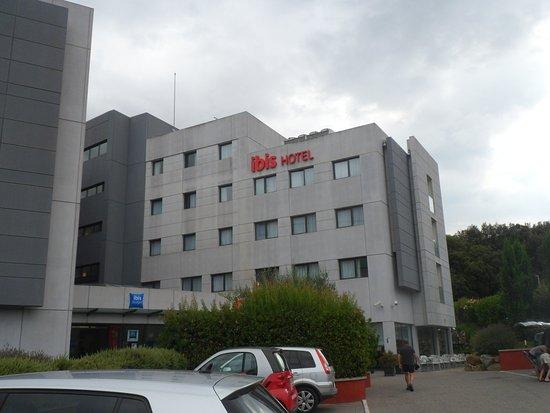 Ibis Girona Costa Brava: ibis hotel et à côté ibis budget