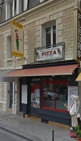Pizza Campione (à emporter uniquement)