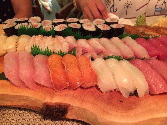 ริชมอนด์ฮิลล์, แคนาดา: Sushi