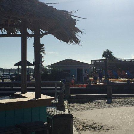 Snug Harbor Marina Boat Rentals: View from the tiki hut #1