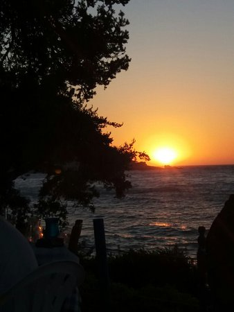 Gialiskari, Grecja: Ωραίο φαγητό και ωραια θεα