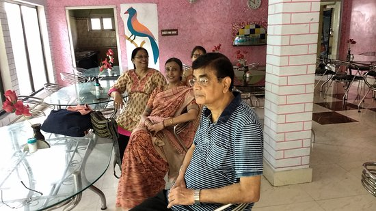 Amrapali Guest House: Fellow travellers