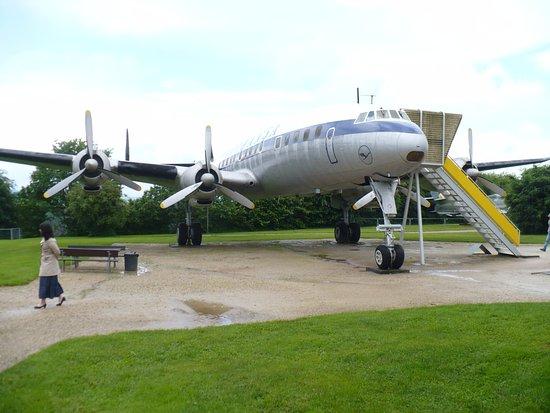 Hermeskeil, Deutschland: my fav aircraft, a Connie