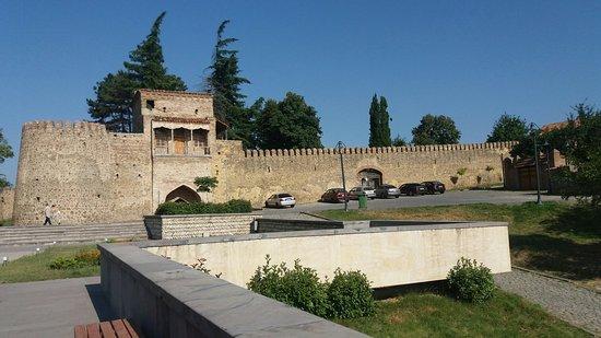 Batonis-Tsikhe Fortress