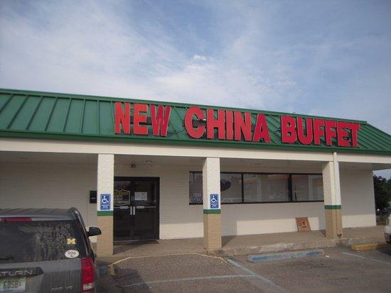 Portland, MI: New China Buff3et