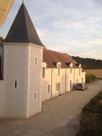 Monthou-sur-Cher, فرنسا: Exterior