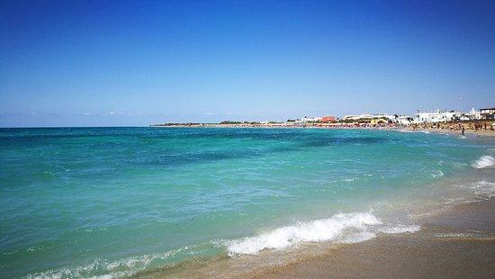 Spiaggia di Torre Mozza