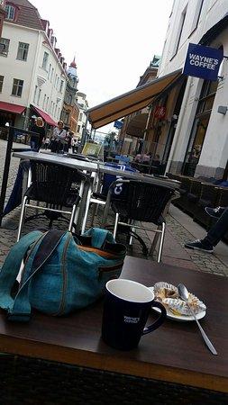 Wayne's Coffee | Kalmar