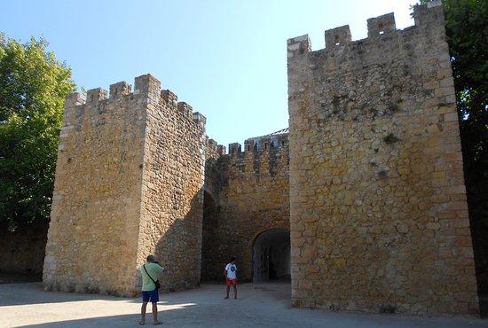 Governor's Castle (Castelo dos Governadores) : Torres