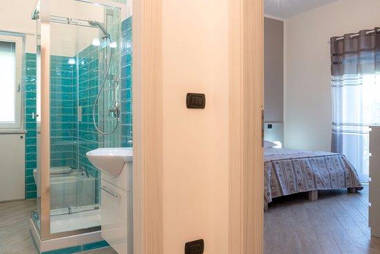 Bagno Esterno Privato : Bagno privato esterno camera tripla foto di casa scinella