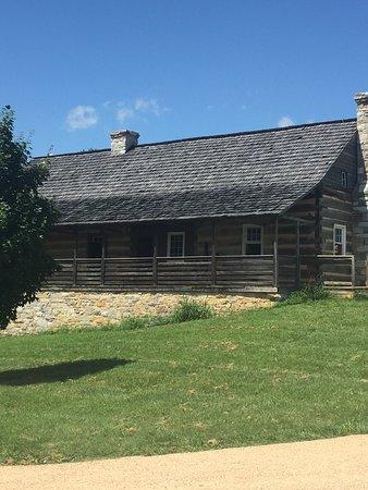 Staunton, Вирджиния: Frontier Culture Museum